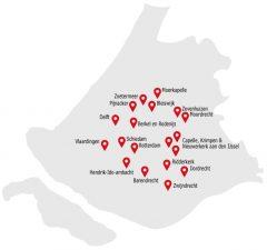 Kaart_zuidholland